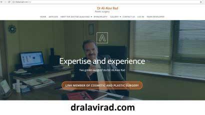 دکتر علی علوی راد