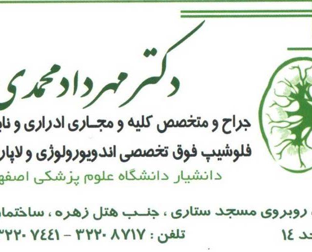 نرم افزار مطب دکتر مهرداد محمدی