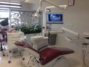 کلینیک دندانپزشکی تبسم
