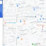 ثبت گوگل مپ
