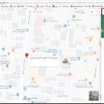 ثبت مکان مطب دکتر امین بحرینی